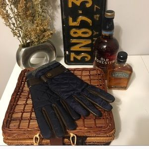 💎Polo Ralph Lauren Leather Gloves